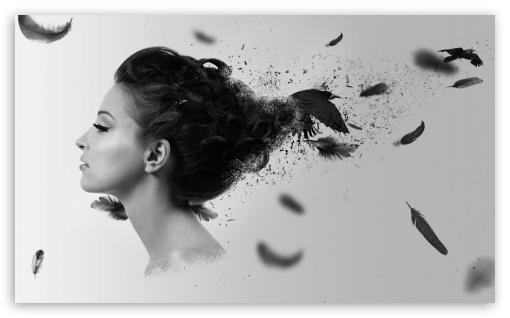 Beautiful Fiction Girl Wallpapers Dark Girl 4k Hd Desktop Wallpaper For 4k Ultra Hd Tv
