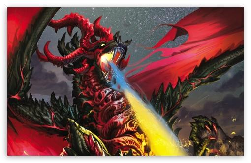 Yugioh Wallpaper Iphone Dragon Flames 4k Hd Desktop Wallpaper For 4k Ultra Hd Tv