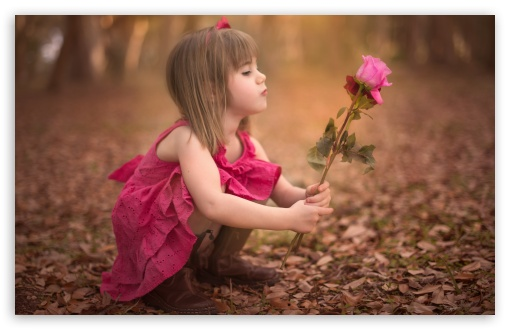 Cute Baby Girl Hd Wallpapers 1080p Dreamy Child Girl 4k Hd Desktop Wallpaper For 4k Ultra Hd