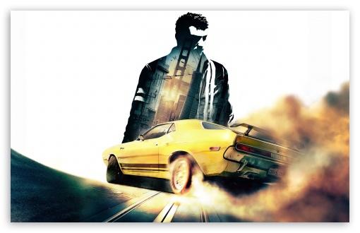 Car Drifting Wallpaper Hd 1080p Driver San Francisco 4k Hd Desktop Wallpaper For 4k Ultra