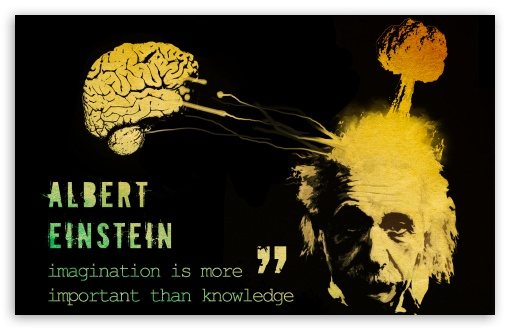 Motivational Quotes Wallpaper For Mobile Einstein Saying 4k Hd Desktop Wallpaper For 4k Ultra Hd Tv