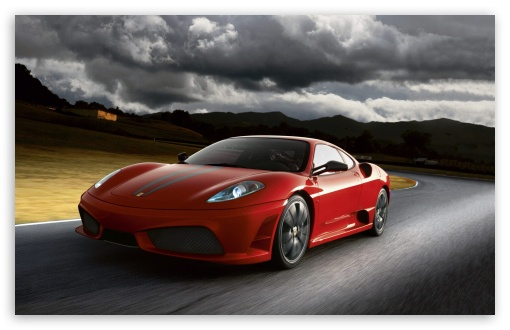 Car Dual Monitor Wallpaper Ferrari F430 Scuderia 4k Hd Desktop Wallpaper For 4k Ultra