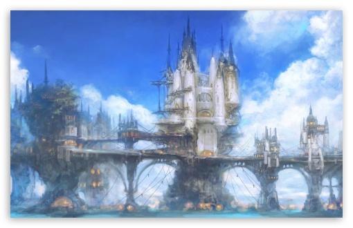 Anime Ipod Wallpapers Final Fantasy Xiv Online 4k Hd Desktop Wallpaper For 4k