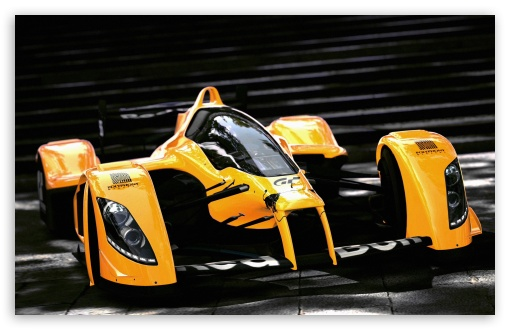 Ipod 5 Car Wallpapers Formula 1 Orange Car 4k Hd Desktop Wallpaper For 4k Ultra