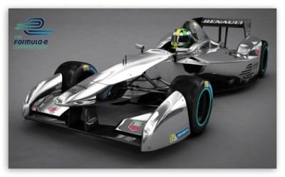 Formula E Spark-Renault 4K HD Desktop Wallpaper for 4K Ultra HD TV • Wide & Ultra Widescreen ...