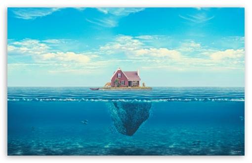 Lil Yachty Wallpaper Iphone House On The Ocean 4k Hd Desktop Wallpaper For 4k Ultra Hd