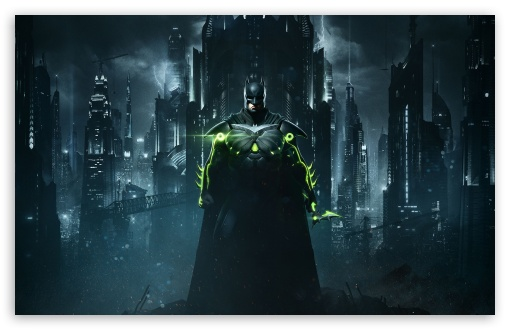 Supergirl Hd Wallpapers 1080p Injustice 2 Batman 4k Hd Desktop Wallpaper For Wide