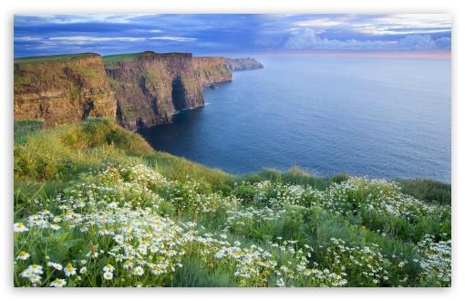 Wallpapers Hd 1080p Ireland Europe 4k Hd Desktop Wallpaper For 4k Ultra Hd Tv