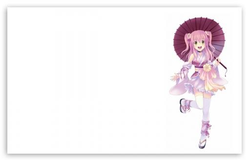 Desktop Wallpaper Cute Girl Japanese Anime Girl 4k Hd Desktop Wallpaper For 4k Ultra