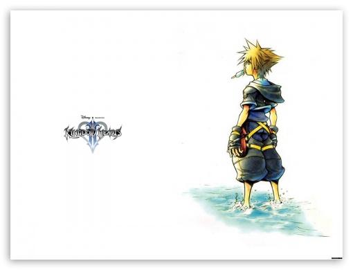 Samurai Champloo Wallpaper Hd Kingdom Hearts 4k Hd Desktop Wallpaper For