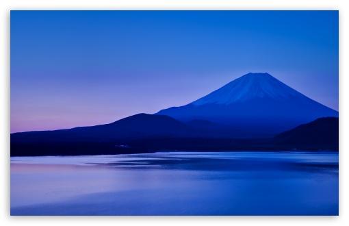 Mount Fuji Wallpaper Iphone Lake Motosu And Mount Fuji 4k Hd Desktop Wallpaper For 4k