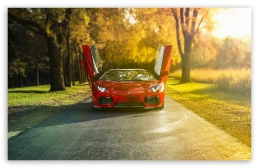 2017 Audi R8 Iphone Wallpaper Lamborghini Aventador Lp700 4 Roadster Red 4k Hd Desktop