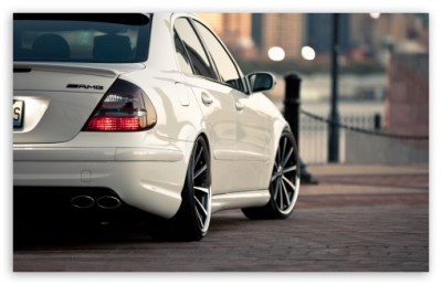Mercedes Benz 4K HD Desktop Wallpaper for 4K Ultra HD TV • Tablet • Smartphone • Mobile Devices