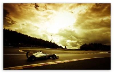 Mercedes GP-Formula 1 4K HD Desktop Wallpaper for 4K Ultra HD TV • Tablet • Smartphone • Mobile ...