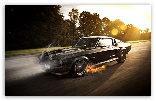 Ford Mustang Shelby Gt500 Eleanor Wallpaper Hd Mustang Gt Fastback 4k Hd Desktop Wallpaper For 4k Ultra