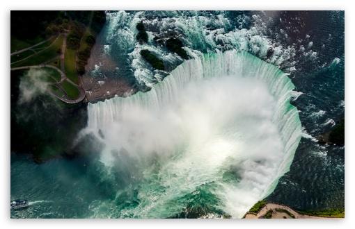 Niagara Falls 4k Wallpaper Niagara Falls Image 4k Hd Desktop Wallpaper For 4k Ultra
