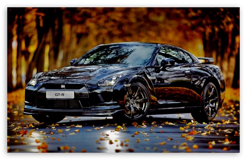 Girl And Car Iphone Wallpaper Nissan Skyline Gtr Autumn 4k Hd Desktop Wallpaper For 4k