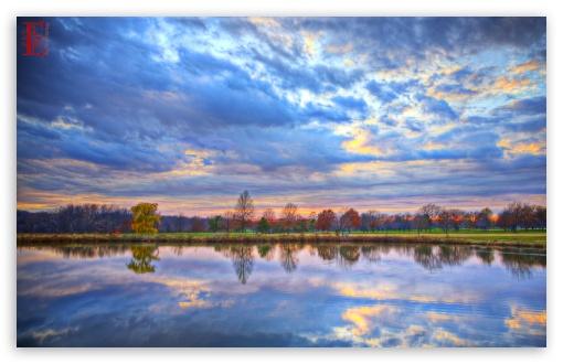 Fall Wallpaper Dual Monitor Pastel Colors Sunset 4k Hd Desktop Wallpaper For 4k Ultra