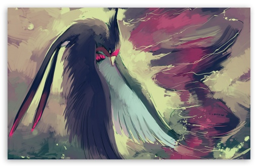 Anime Ipod Wallpapers Pokemon Bird 4k Hd Desktop Wallpaper For 4k Ultra Hd Tv