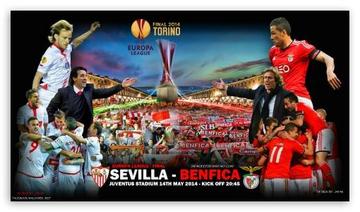 Real Hd Wallpapers 1080p Sevilla Benfica Europa League Final 2014 4k Hd Desktop