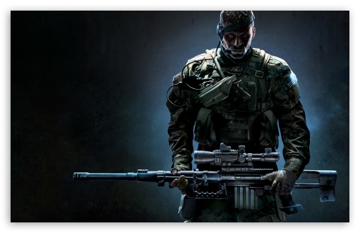 Battlefield 3 Iphone Wallpaper Sniper Ghost Warrior 2 4k Hd Desktop Wallpaper For 4k
