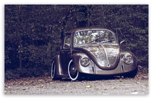 Custom Classic Car Wallpapers Volkswagen Beetle Retro 4k Hd Desktop Wallpaper For 4k