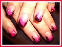 Pink And Black Nail Designs 23 Widescreen Wallpaper ...