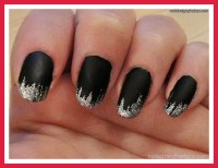 Black And Silver Nails 16 Cool Wallpaper ...