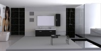 Black And White Wallpaper For Bathroom 8 Cool Hd Wallpaper ...