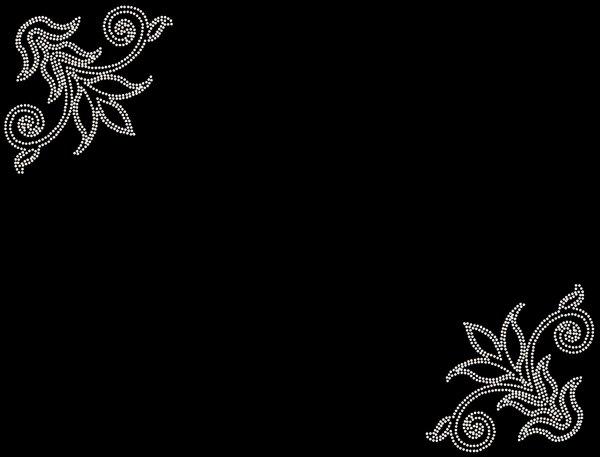 Plain Black Wallpaper Border 20 Desktop Background - black border background