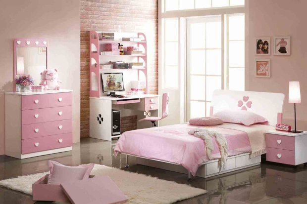 black and pink bedroom ideas 14
