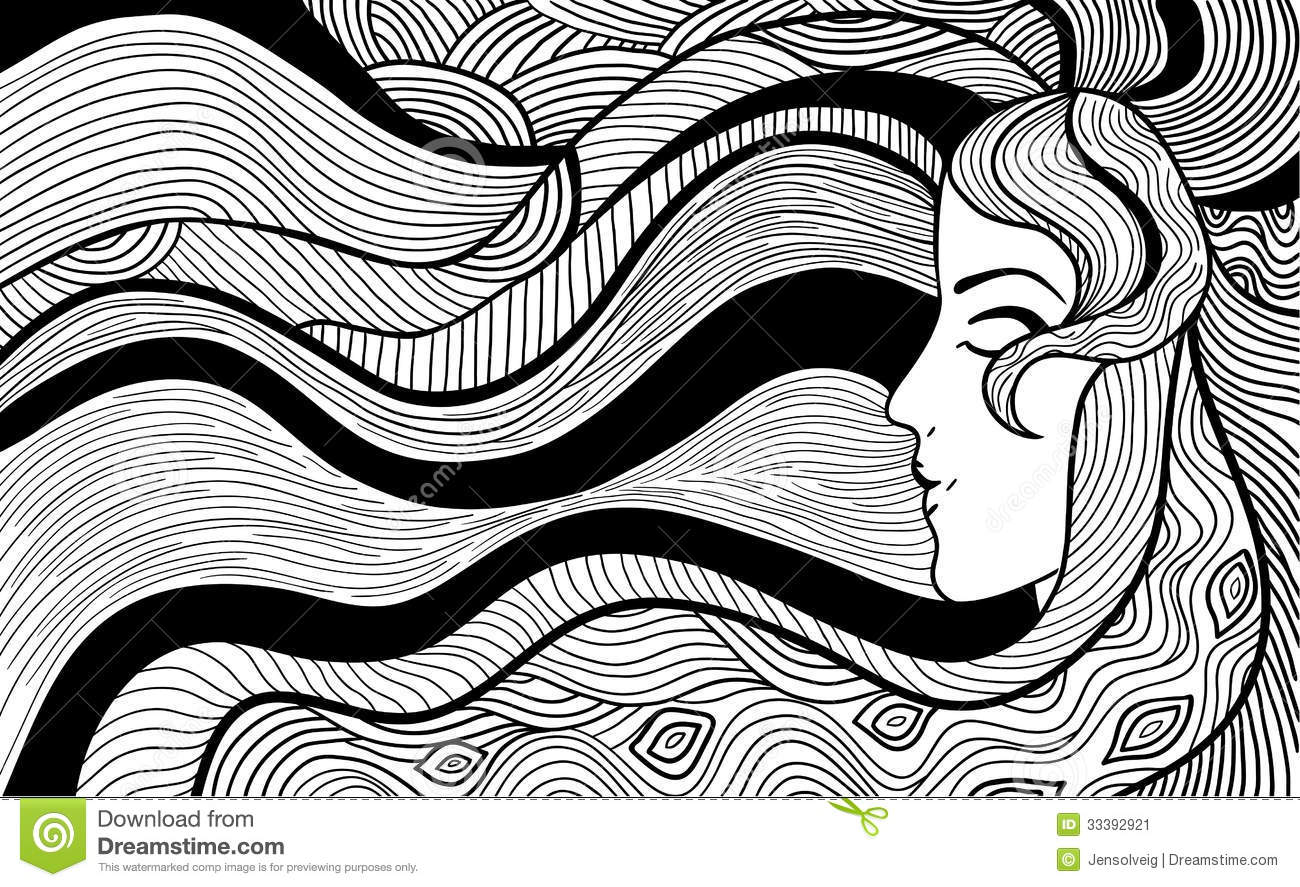 Black And White Abstract Drawings 8 Background Hdblackwallpaper Com