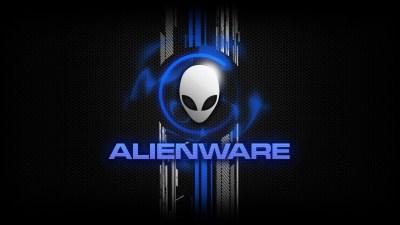 Black And Blue Alienware Wallpaper 24 Hd Wallpaper - Hdblackwallpaper.com