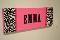 Black And Pink Wall Art Cool Wallpaper Decorating Ideas ...