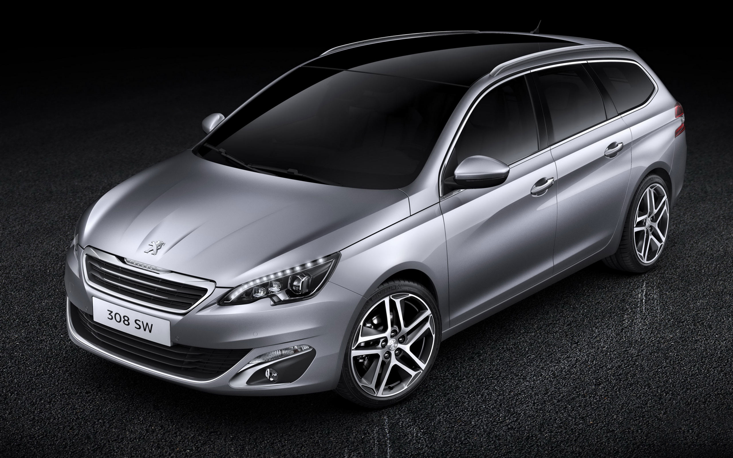 Peugeot 308 Sw 2014 Peugeot 308 Sw Wallpaper Hd Car Wallpapers Id 4024