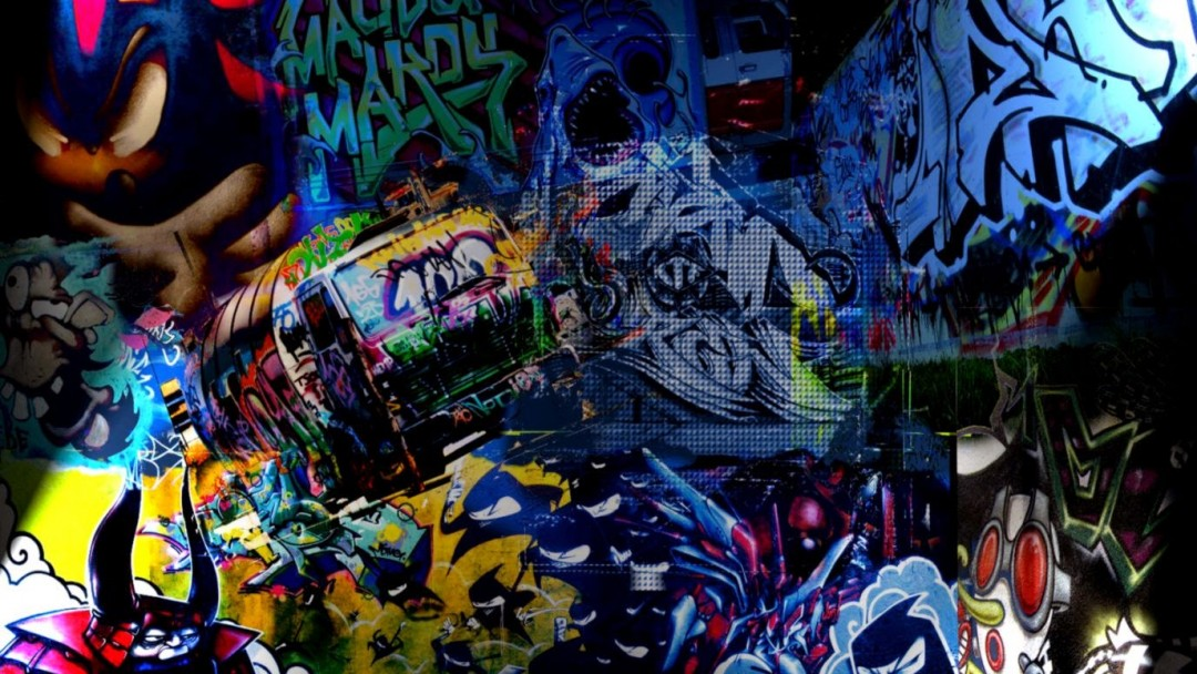 3d Vinyl Records Wallpaper Graffiti Hd Desktop Background Wallpapers A4