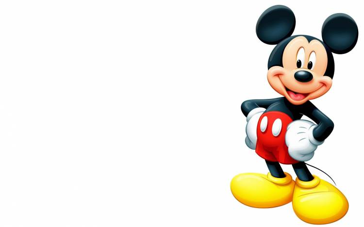 Wallpaper Hd Mickey Mouse Mickey Mouse Wallpapers Yellow Hd Desktop Wallpapers 4k Hd