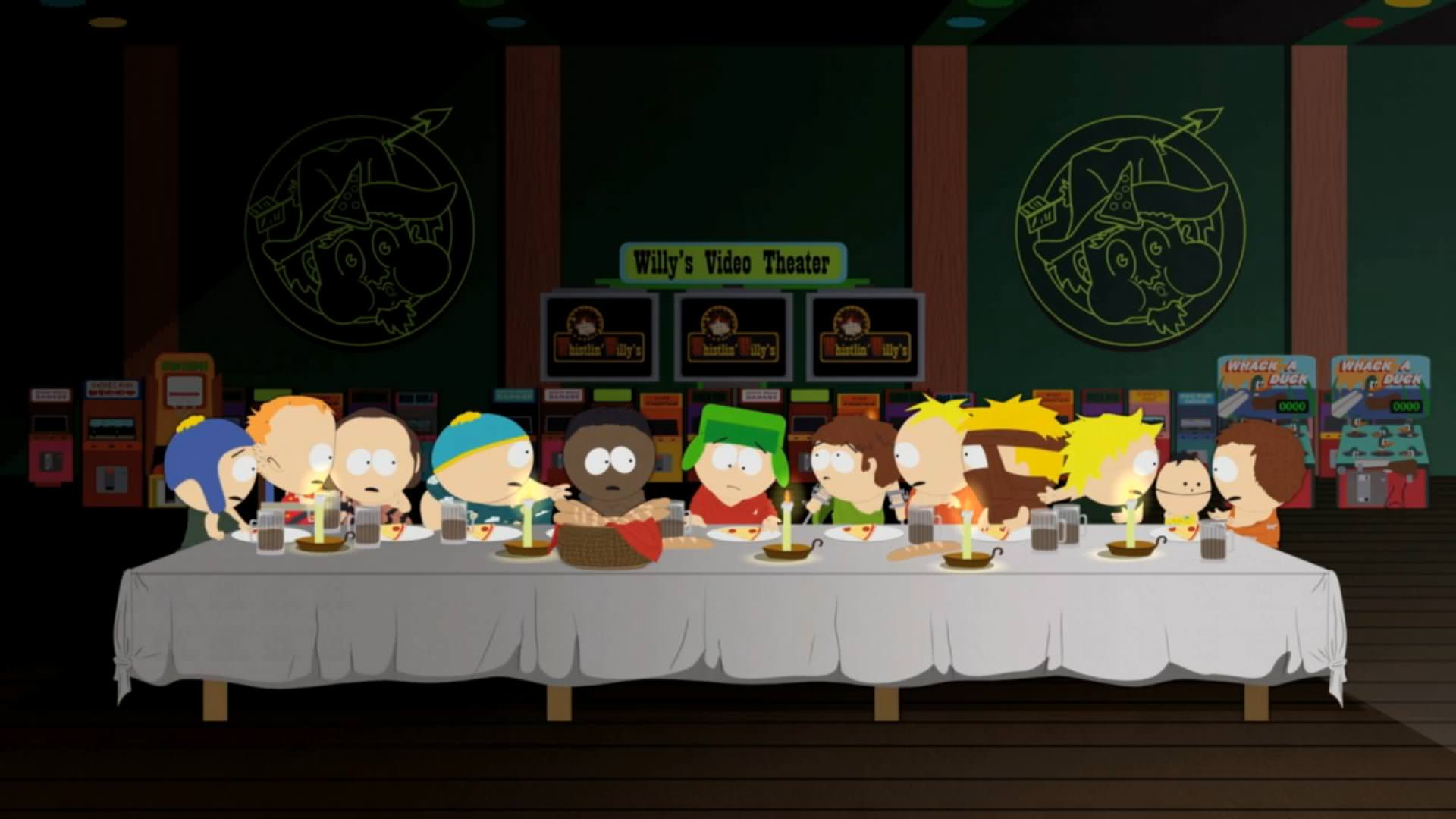 Jesus Wallpaper Hd 3d Download South Park Wallpapers Hd A38 Hd Desktop Wallpapers 4k Hd