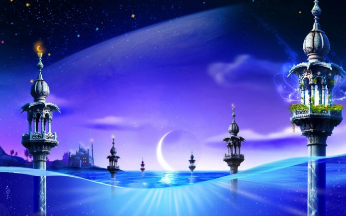Islamic 3d Wallpapers Screensavers Free Islamic Wallpaper Hd Desktop Wallpapers 4k Hd