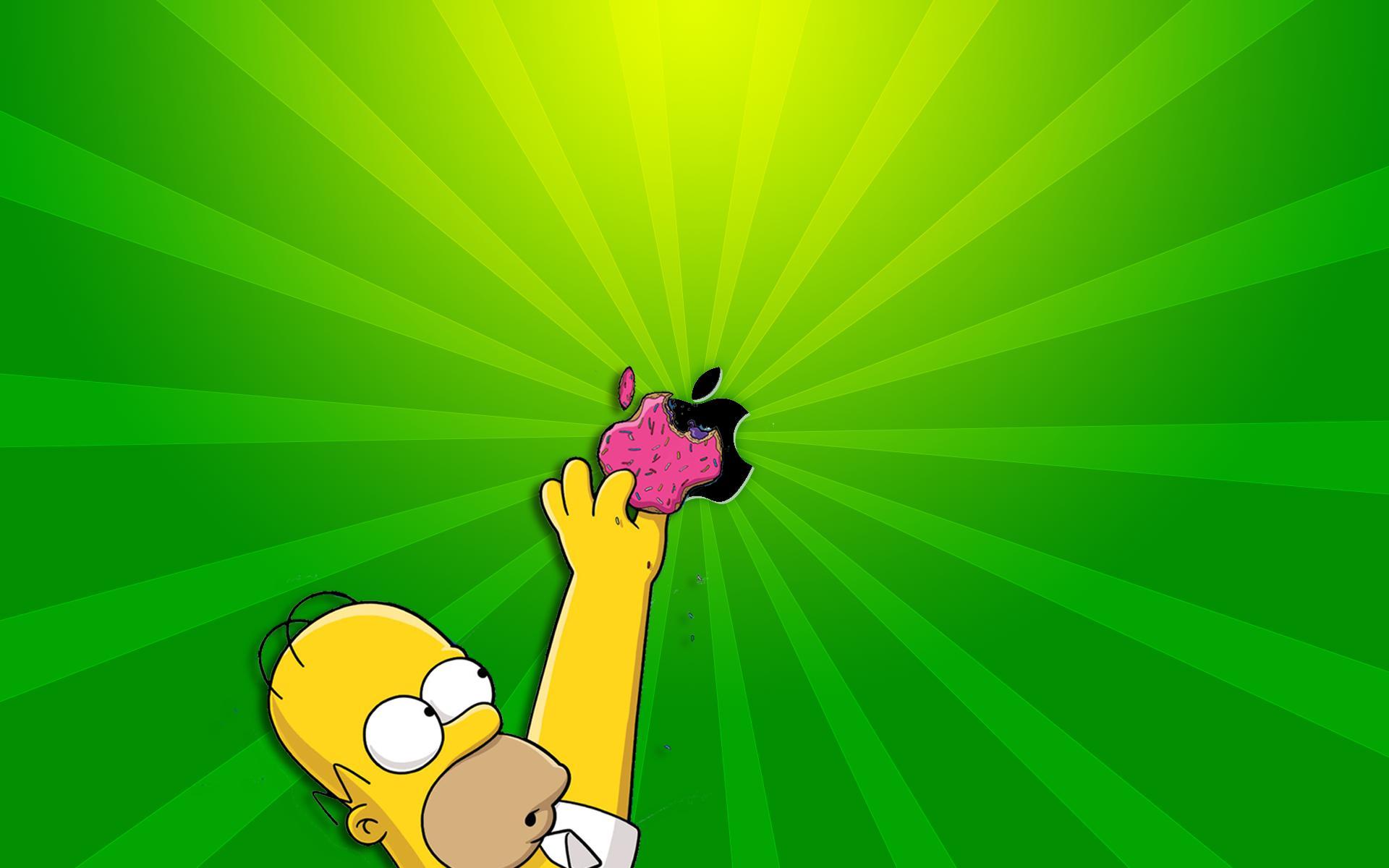 3d Live Wallpaper For Windows Xp Free Download Homer Simpson Apple Wallpaper Hd Desktop Wallpapers 4k Hd