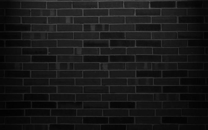 Wallpaper Brick 3d Black Brick Wallpaper Hd Desktop Wallpapers 4k Hd