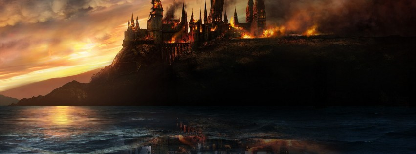 Cool 3d Fire Wallpaper Desktop Harry Potter Wallpaper Fire Hd Desktop Wallpapers 4k Hd