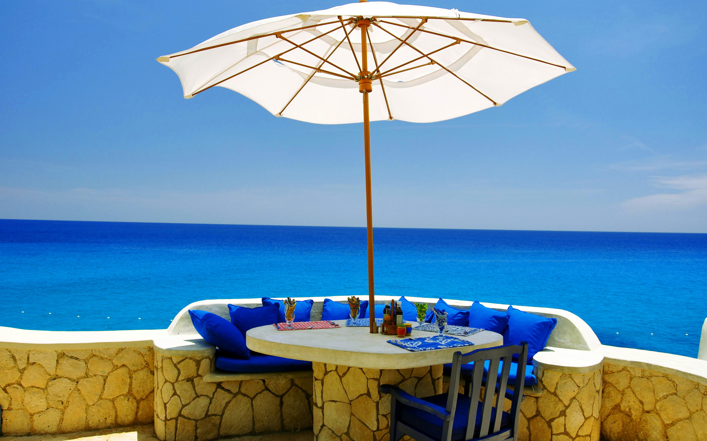 3d Live Wallpaper Free Download For Desktop Beach Umbrella Hd Desktop Wallpapers 4k Hd