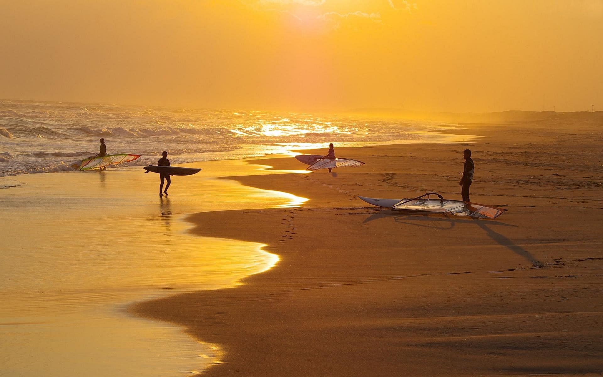 Cute Live Wallpaper Download Peru Mancora Surf Beach Hd Desktop Wallpapers 4k Hd