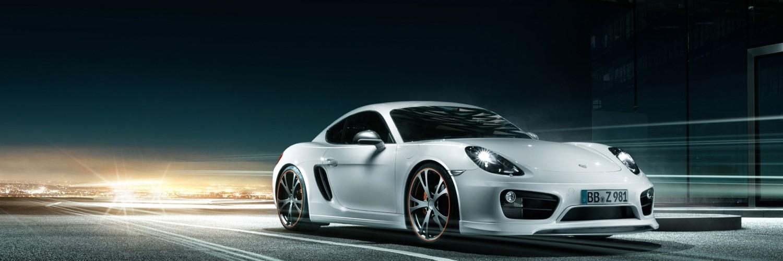 Sports Car Wallpaper 3d Porsche Cayman White Background Hd Desktop Wallpapers