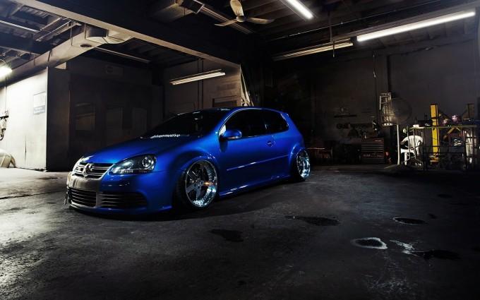 Wallpaper For Pc Desktop Free Download Car Volkswagen Golf R Free Hd Desktop Wallpapers 4k Hd