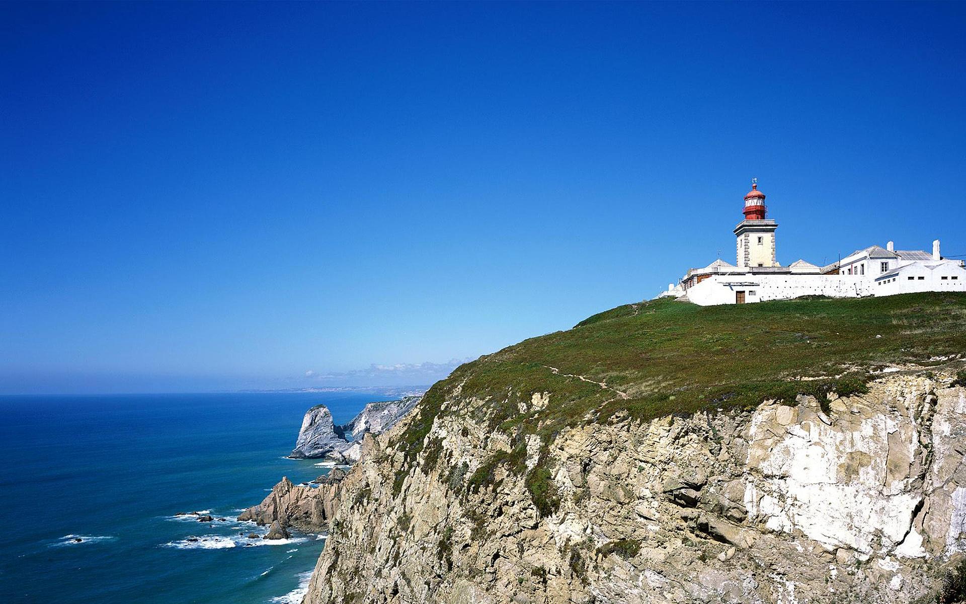 Lighthouse 3d Live Wallpaper Lighthouse Beach Hd Desktop Wallpapers 4k Hd