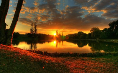sunset desktop - HD Desktop Wallpapers   4k HD