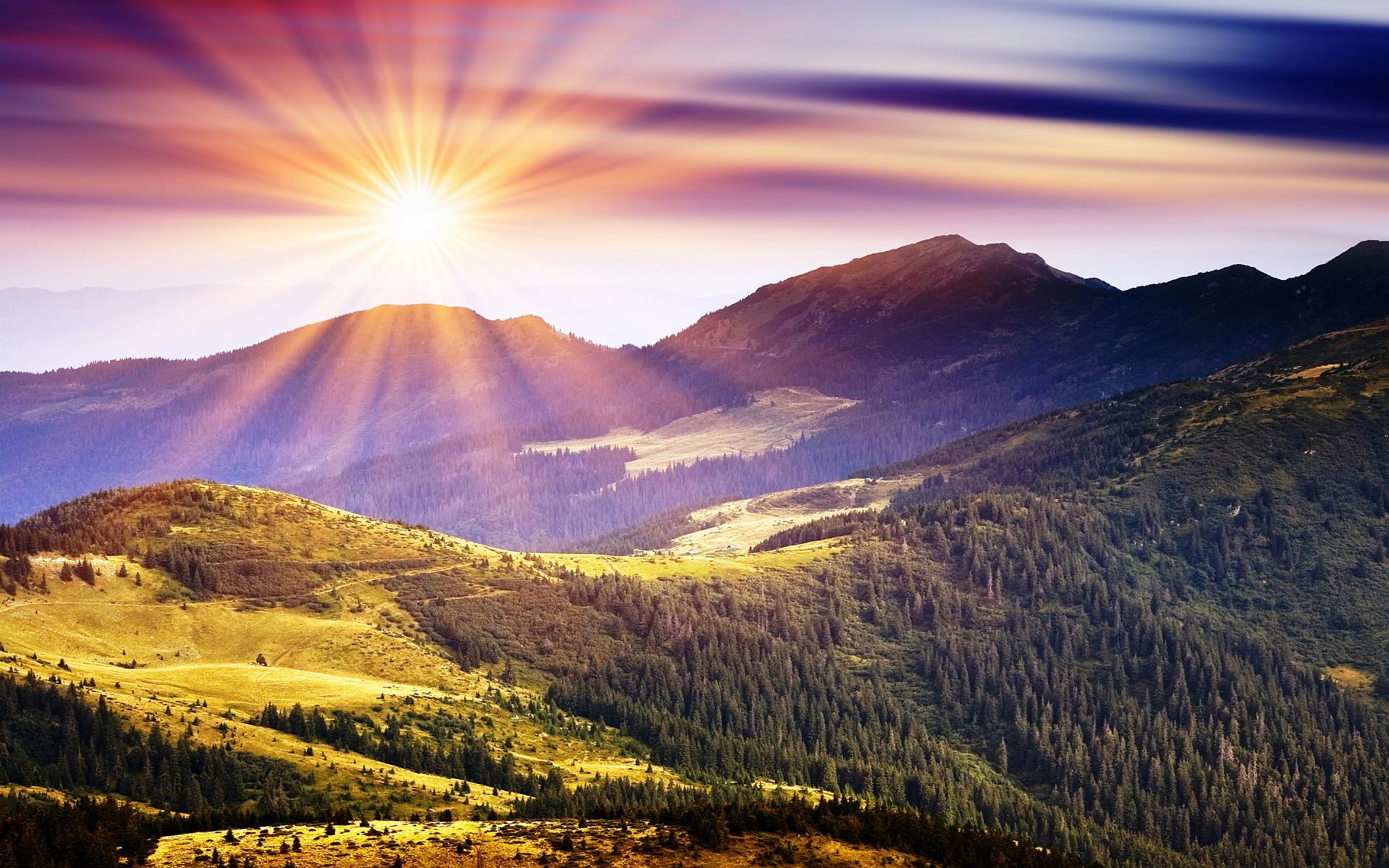 3d Live Wallpaper Free Download For Desktop Sunshine Wallpaper Mountains Hd Desktop Wallpapers 4k Hd