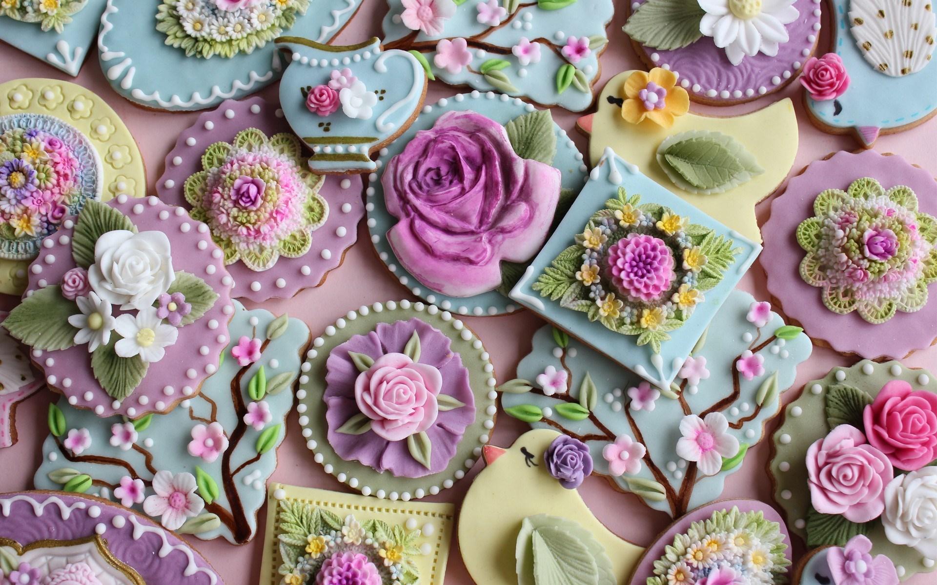 3d Valentines Live Wallpaper Cookies Flowers Food Hd Desktop Wallpapers 4k Hd